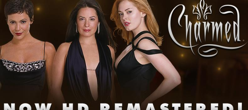 Charmed Getting HD Remaster