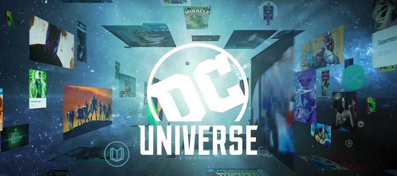 DC Universe Streaming Service Gives New Details And Pics On What's To Come