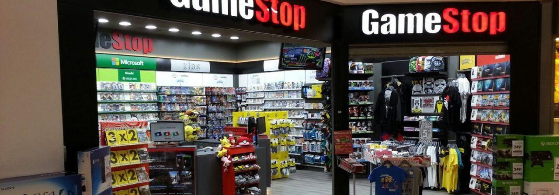GameStop Isn't Dead Yet, But It's Getting There