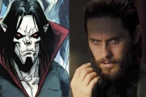 Morbius Movie Gets Star Via Jared Leto