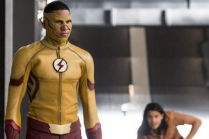 Kid Flash Is Departing Legends, The Flash And Everything Else