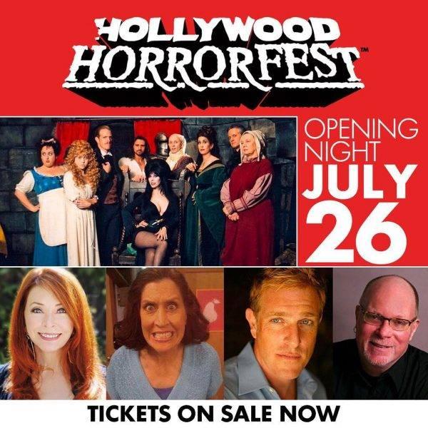 hollywood horrorfest
