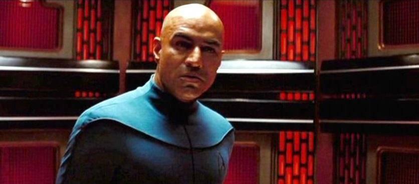 Faran Tahir as Captain Robau in 2009's Star Trek - Faran Tahir Interview