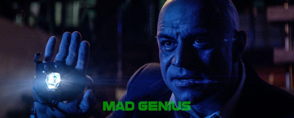 Faran Tahir as Eden - Mad Genius Movie Review