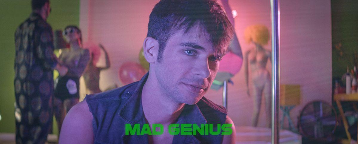 Scott Mechlowicz as Finn - Mad Genius Movie Review
