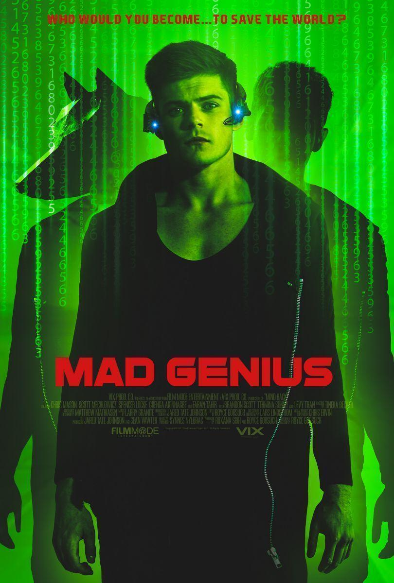 Mad Genius Poster - Mad Genius Movie Review