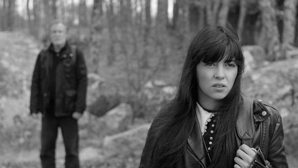 Daniela Love Love as Carolina - The Forest of the Lost Souls Movie Review