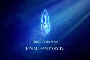 Guitar Collections Final Fantasy IV Now Available