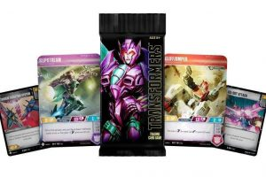Transformers Card Game Rolls Out September 2018