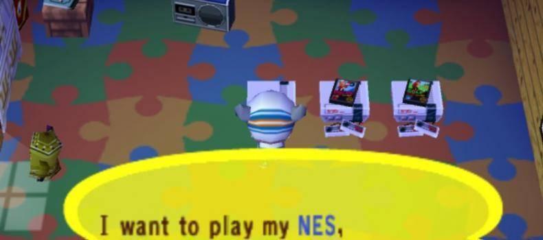 NES Emulator Found In Animal Crossing