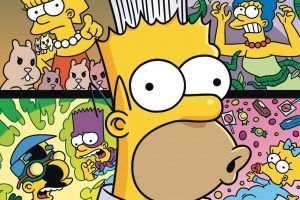 Simpsons Comics Prints Its Final Issue In October
