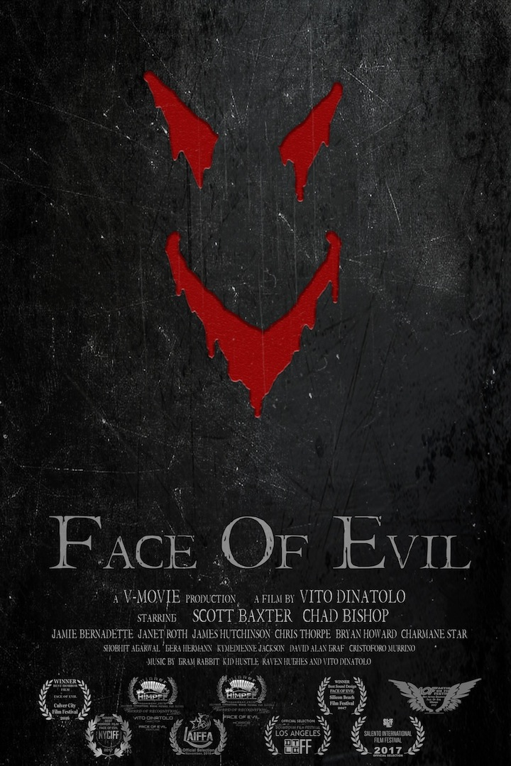 Face of Evil - Face of Evil Movie Poster