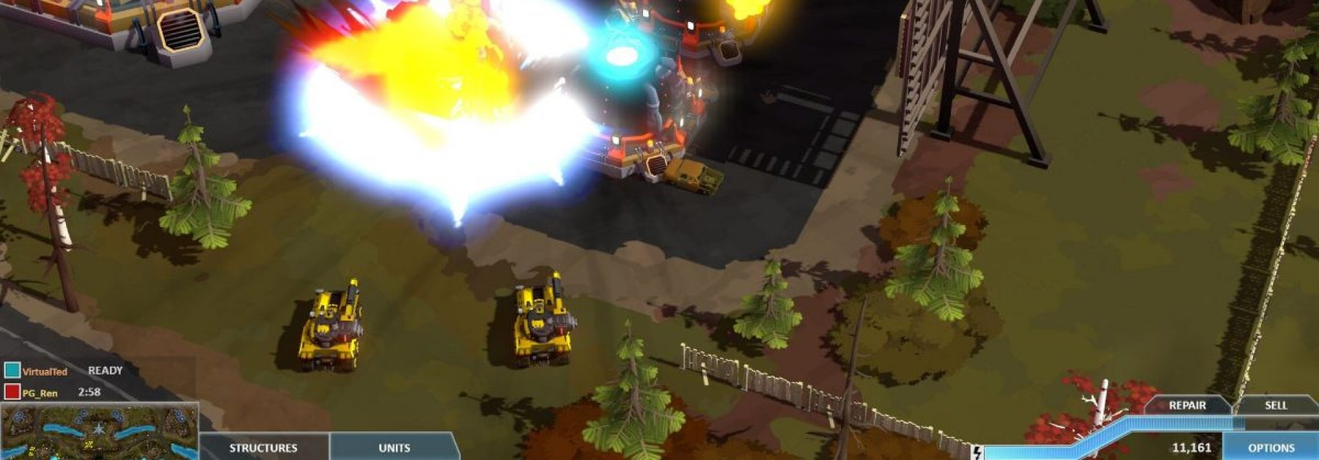 Forged Battalion Available Now On Steam