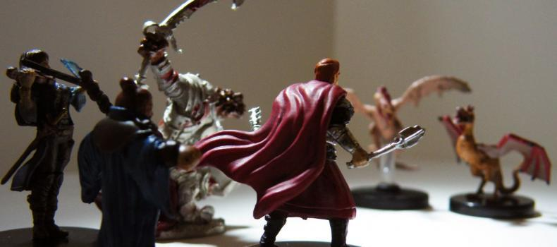 Adventurers Assemble! Putting a Party Together in D&D – For Those About To Roll, We Salute You!