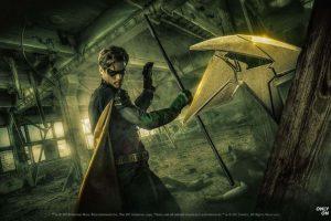 DC Universe Turns On Its Bat-Signal September 15