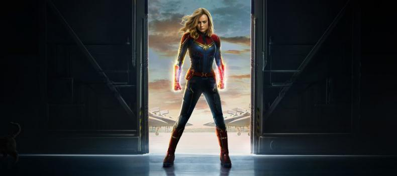 Here She Is, Captain Marvel: First Big Trailer