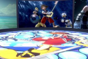 The Kingdom Hearts Playstation VR Experience