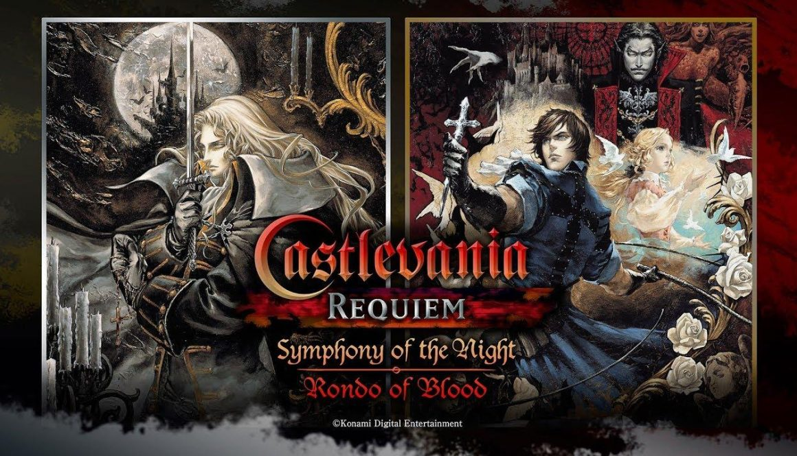 Castlevania Requiem Coming To PS4