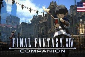 Final Fantasy XIV Companion App Gets Premium Upgrade