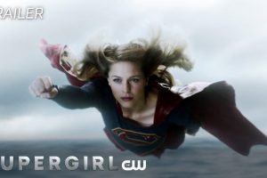 New Flash And Arrow Set Pics…Supergirl Trailer Too