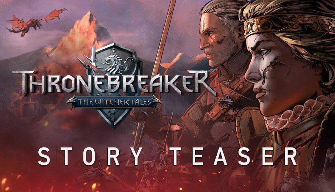Pre-Orders Open For Thronebreaker: The Witcher Tales