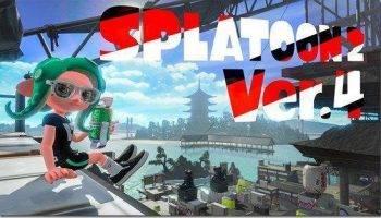Splatoon 2 Ver. 4 update