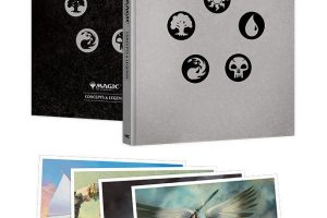 Viz Brings Us Magic The Gathering: Concepts And Legends
