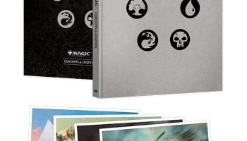 magic the gathering: concepts and legends