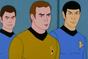 A Star Trek Animated Comedy? Make It So