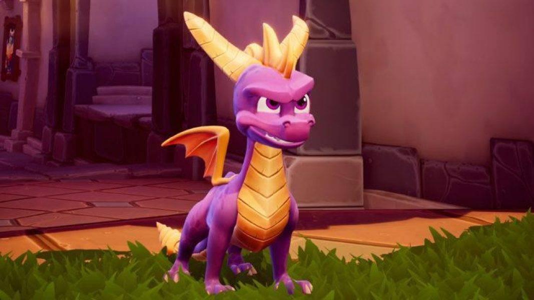 Spyro Reignited Trilogy Trailer