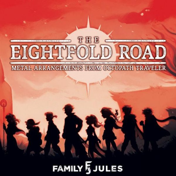 the eightfold road