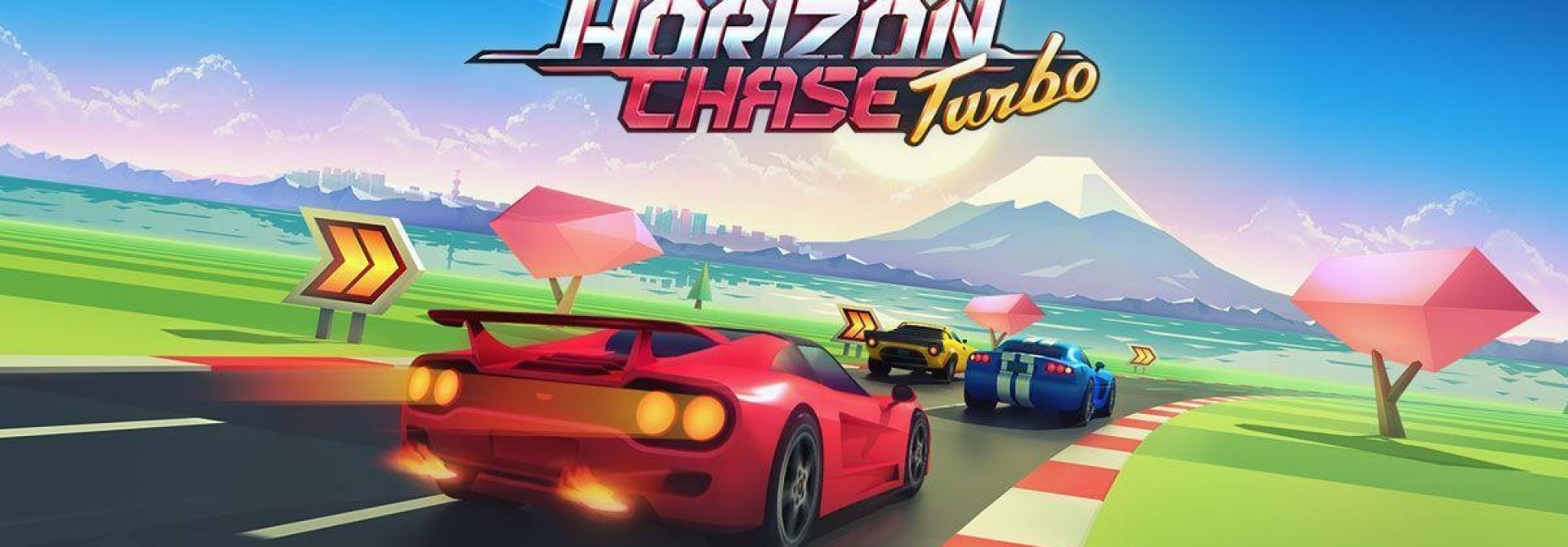 Horizon Chase Turbo Gets 2019 Content Roadmap