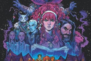 Dungeons & Dragons: A Darkened Wish Announced By IDW