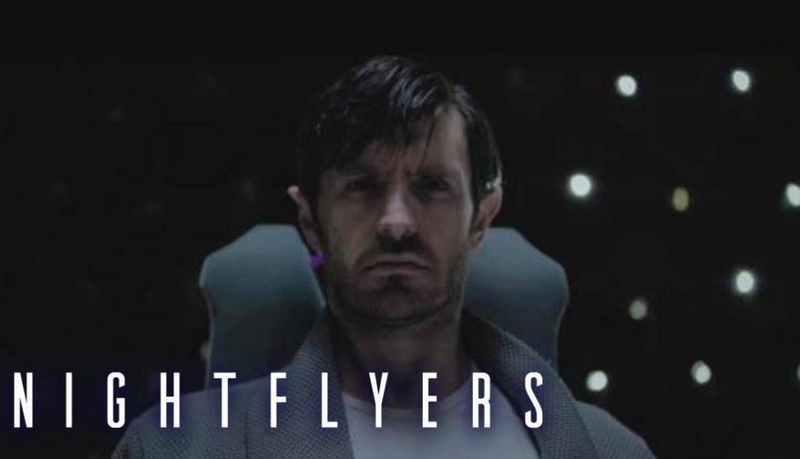 NYCC 2018: George RR Martin's Creepy New Nightflyers