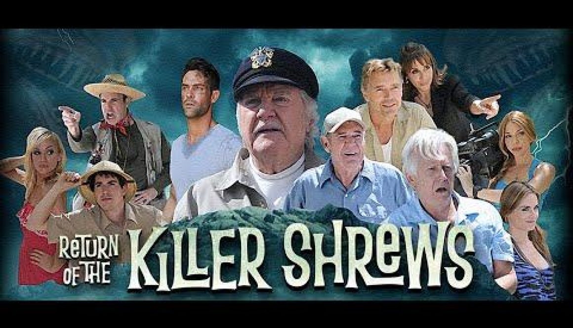 Return Of The Killer Shrews Heads To VOD