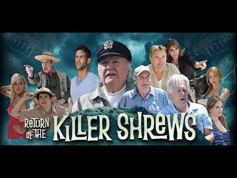 Return Of The Killer Shrews Heads To VOD