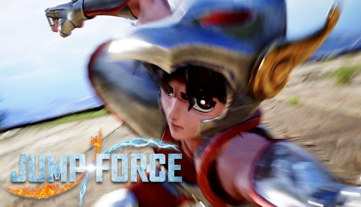 Saint Seiya Characters Confirmed For Jump Force