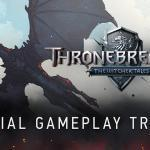 Watch A New Trailer For Thronebreaker: The Witcher Tales