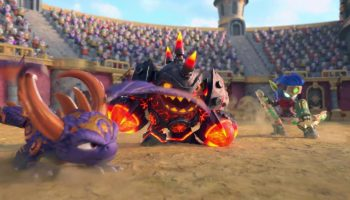 Watch The First Skylanders Ring Of Heroes Trailer