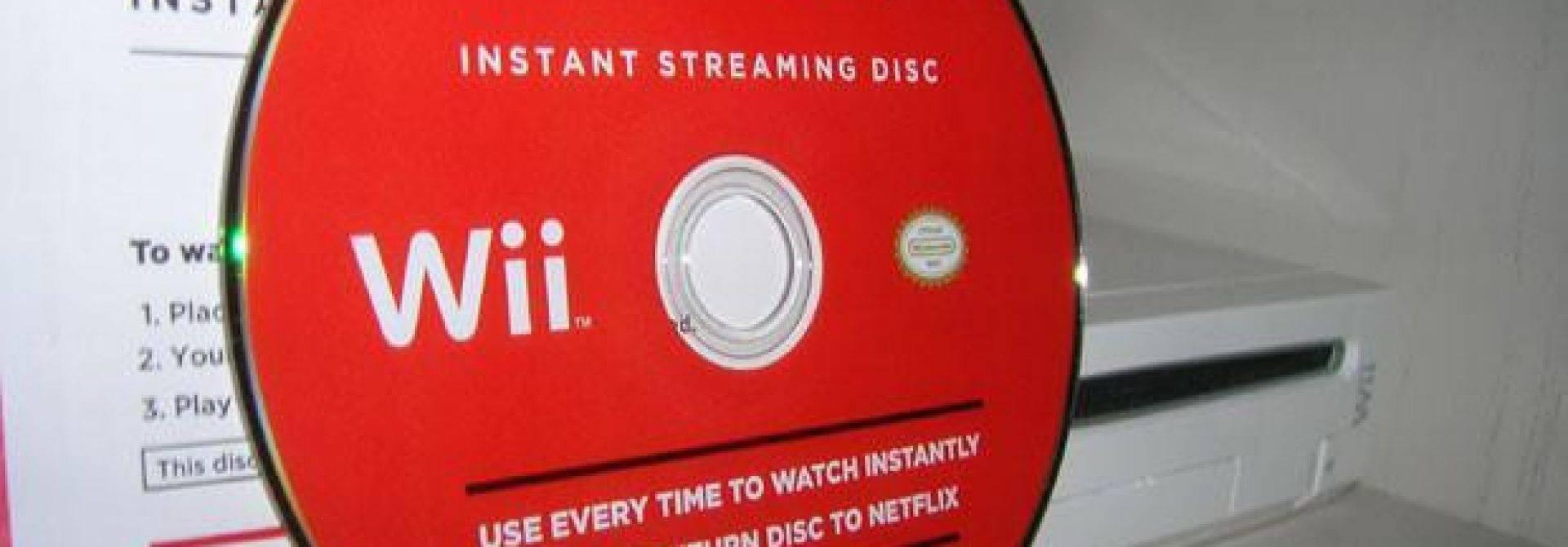 Netflix Leaves Original Wii Next January