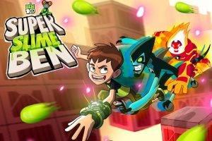 Cartoon Network Releases Ben 10: Super Slime Ben On Mobile