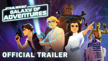 "Disney Introduces Star Wars ""Galaxy Of Adventures"" Shorts"