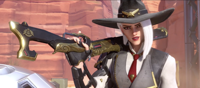 Play Overwatch For Free Thanksgiving Week