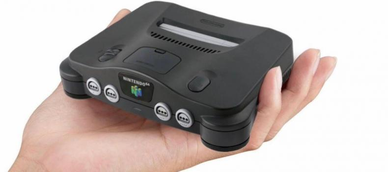 Nintendo Is Not Considering An N64 Classic, Says Reggie