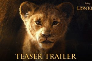 The Lion King Remake Trailer Is Here