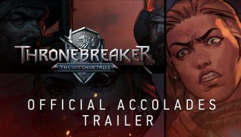 Thronebreaker: Official Accolades Trailer