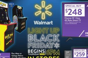 Black Friday 2018: Wal-Mart's Offerings
