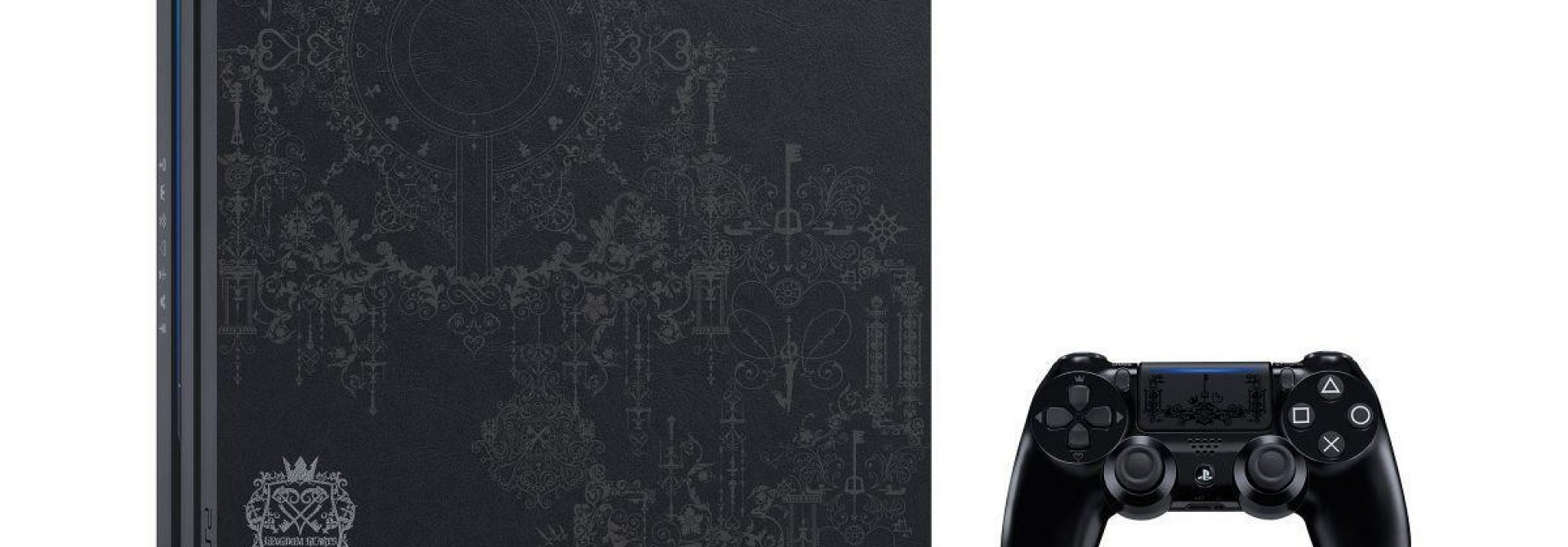 Check Out This Kingdom Hearts 3 Themed Playstation 4