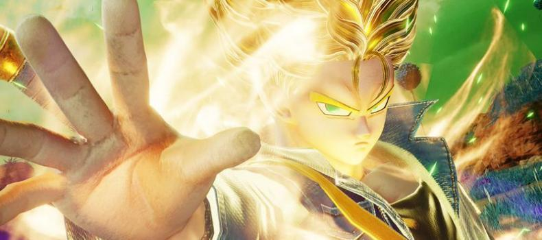 Jump Force: New Story Trailer