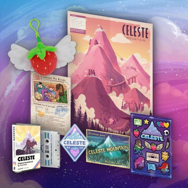 celeste collectors edition
